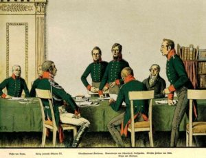 The Role of Prussian Military Traditions in Prussia's Rise